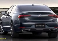 Buick Lacrosse 2019 Unique Buick Lacrosse Facelift Goes Ficial In China