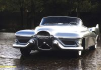Buick Lesabre Fresh the 1951 Buick Lesabre Concept took Inspiration From Jet