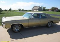 Buick Lesabre Lovely 1969 Buick Lesabre Sedan One Owner 62 230 Miles