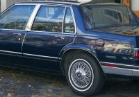 Buick Lesabre New File 1989 Buick Lesabre Limited In Dark Sapphire Blue Rear