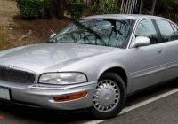 Buick Park Avenue Awesome 2002 Buick Park Avenue Ultra Sedan 3 8l V6 Supercharger Auto
