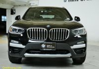 Buy Bmw X3 Used Unique Pre Owned 2019 Bmw X3 Xdrive30i Awd