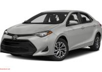 Buy New toyota Corolla 2015 Awesome 2019 toyota Corolla Le Eco 4dr Sedan Specs and Prices