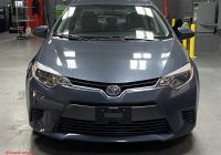 Buy New toyota Corolla 2015 New Pre Owned 2015 toyota Corolla Le