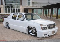Cadillac Escalade Ext Unique Bagged On 28s