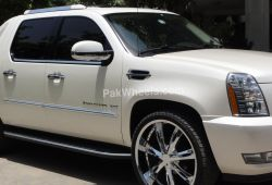 Best Of Cadillac Escalade Ext