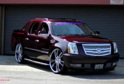 Fresh Cadillac Ext