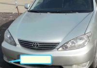 Camry 2007 Lovely toyota 2005
