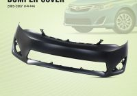 Camry 2011 Awesome 2013 2014 toyota Camry 2 5l 3 5l Bumper Cover