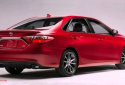 Lovely Camry 2015