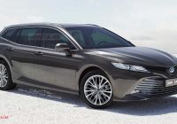 Camry 2015 New toyota Camry Rendered as Stylish Wagon that isn T Hitting