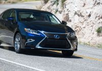 Camry 2016 Lovely 2019 Lexus Es Versus 2019 toyota Avalon which is Better