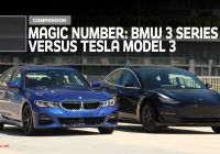 Can Tesla Drive In Snow New Bmw 3 Series Vs Tesla Model 3 Parison It S A Magic Number