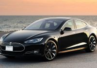 Can Tesla Drive Itself New Tesla S Model S Car to Drive Itself This Summer Pc Tech