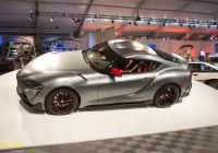Car Auction Near Me Awesome 2020 toyota Supra 001 Sells for $2 1m at Barrett Jackson
