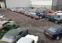 Car Auction Near Me Elegant Incredible Collection Of 135 Vintage Cars Worth Thousands Up