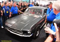 Car Auction Near Me Inspirational Mona Lisa Of Mustangs Raced In Bullitt Sets Auction