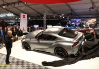 Car Auction Near Me New 2020 toyota Supra 001 Sells for $2 1m at Barrett Jackson