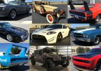 Car Auction Near Me New Nearly 150 Collector Cars Seized In An Fbi Raid Head to Auction
