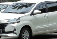 Car New toyota Avanza