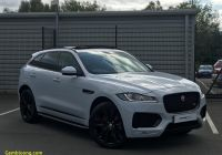Car Used Cars Beautiful Used 2019 Jaguar F Pace 3 0d V6 S 5dr Auto Awd for Sale In