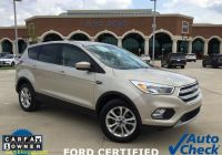 Carfax Free Car History Report Lovely 2017 ford Escape Se