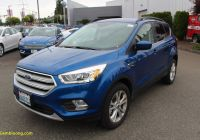 Carfax Free Car History Report Lovely Preowned 2018 ford Escape for Sale In Seattle Wa