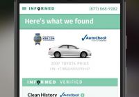 Carfax Free Vin Lookup New Carfax Free Vin Number Check New Vin Free Carfax
