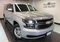 Carfax Full Site Lovely 2018 Chevrolet Suburban Lt 1500