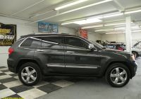 Carfax Options Lovely 2011 Jeep Grand Cherokee Overland
