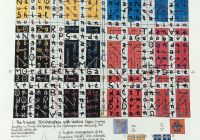 Carfax Plans Fresh Enochian Magic Diagrams Painted by Steffi Grant From