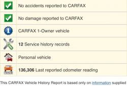 Unique Carfax Report Free with Vin Number