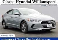 Carfax Report Free with Vin Number Unique Shale Gray Metallic 2017 Hyundai Elantra for Sale at Ciocca