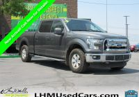 Carfax Used Cars and Trucks Lovely Pre Owned 2015 ford F 150 4wd