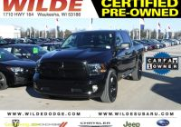 Carfax Used Cars and Trucks Unique Certified Pre Owned 2018 Ram 1500 Big Horn 4wd