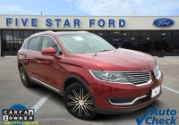 Carfax Used Cars Canada New Lincoln Mkx