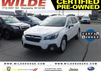 Carfax Used Cars Milwaukee Best Of Certified Pre Owned 2019 Subaru Outback Premium with Navigation & Awd