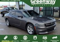 Carfax Used Cars Mn Best Of Pre Owned 2015 Dodge Charger Se Rwd 4dr Car