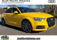 Carfax Used Cars Near Me Elegant Pre Owned 2018 Audi S3 2 0t Premium Plus Awd 4dr Car