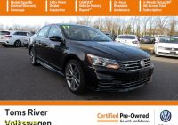 Carfax Used Cars Nj Beautiful Certified Pre Owned 2017 Volkswagen Passat R Line W fort Pkg Fwd 4dr Car