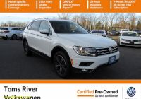 Carfax Used Cars Nj Inspirational Certified Pre Owned 2019 Volkswagen Tiguan Awd