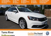 Carfax Used Cars Nj Unique Certified Pre Owned 2019 Volkswagen Passat 2 0t Wolfsburg Edition Fwd 4dr Car