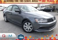 Carfax Used Cars Nyc Inspirational Pre Owned 2017 Volkswagen Jetta 1 4t S 4d Sedan In Richmond