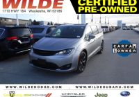 Carfax Used Cars One Owner Best Of Certified Pre Owned 2019 Chrysler Pacifica touring Plus 2wd Fwd Van Minivan
