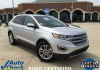 Carfax Used Cars One Owner Elegant Certified Used ford