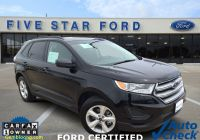 Carfax Used Cars One Owner Fresh Used Cars Pre Owned ford Vehicles