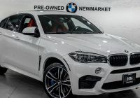 Carfax Used Cars One Owner Luxury 2016 Bmw X6 M One Owner Low Kms No Accidents