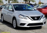 Carfax Used Cars orlando Lovely Pre Owned 2017 Nissan Sentra Sv Fwd 4dr Car