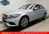 Carfax Used Cars Richmond Va Beautiful Certified Pre Owned 2017 Mercedes Benz C 300 Awd 4matic