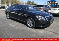 Carfax Used Cars Richmond Va Fresh Certified Pre Owned 2016 Mercedes Benz S 550 Awd 4matic
